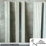 comprar moldura de concreto fachada Santa Isabel