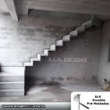 loja de escada em u cascata Vila Barros