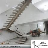 onde encontro escada espinha de peixe de concreto Mairiporã