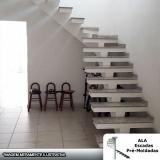Escadas Espinha de Peixe